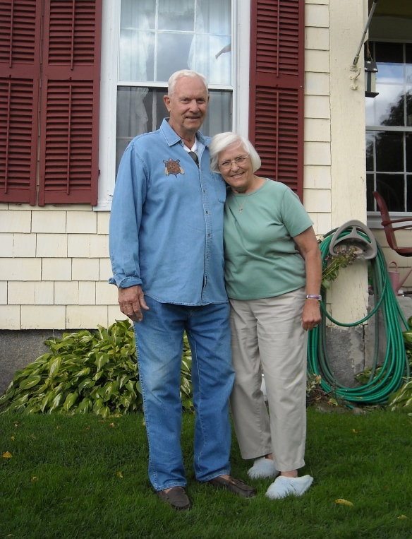 Paul & Doris